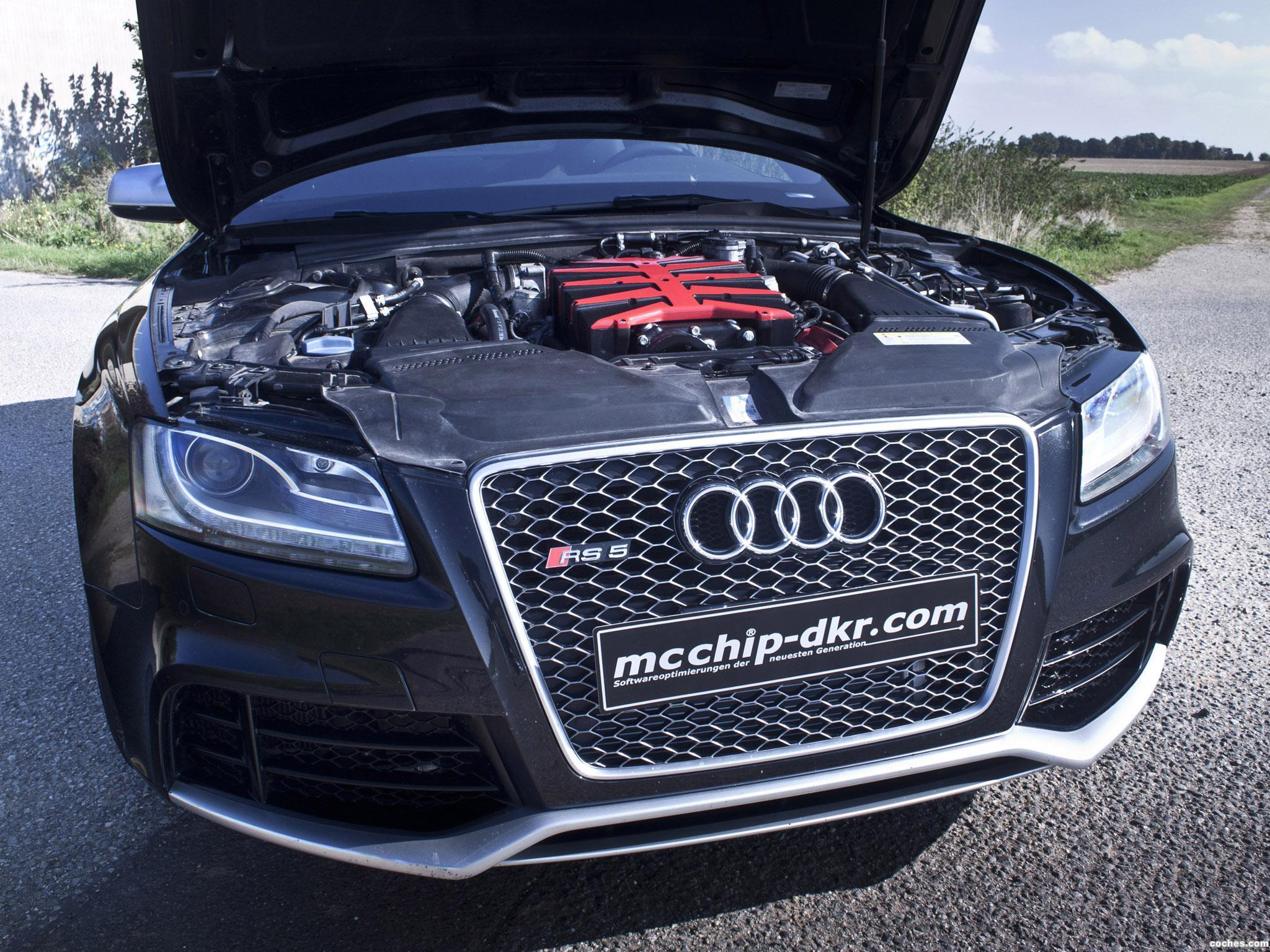 Foto 6 de Audi Mcchip DKR Audi RS5 Kompressor 2013
