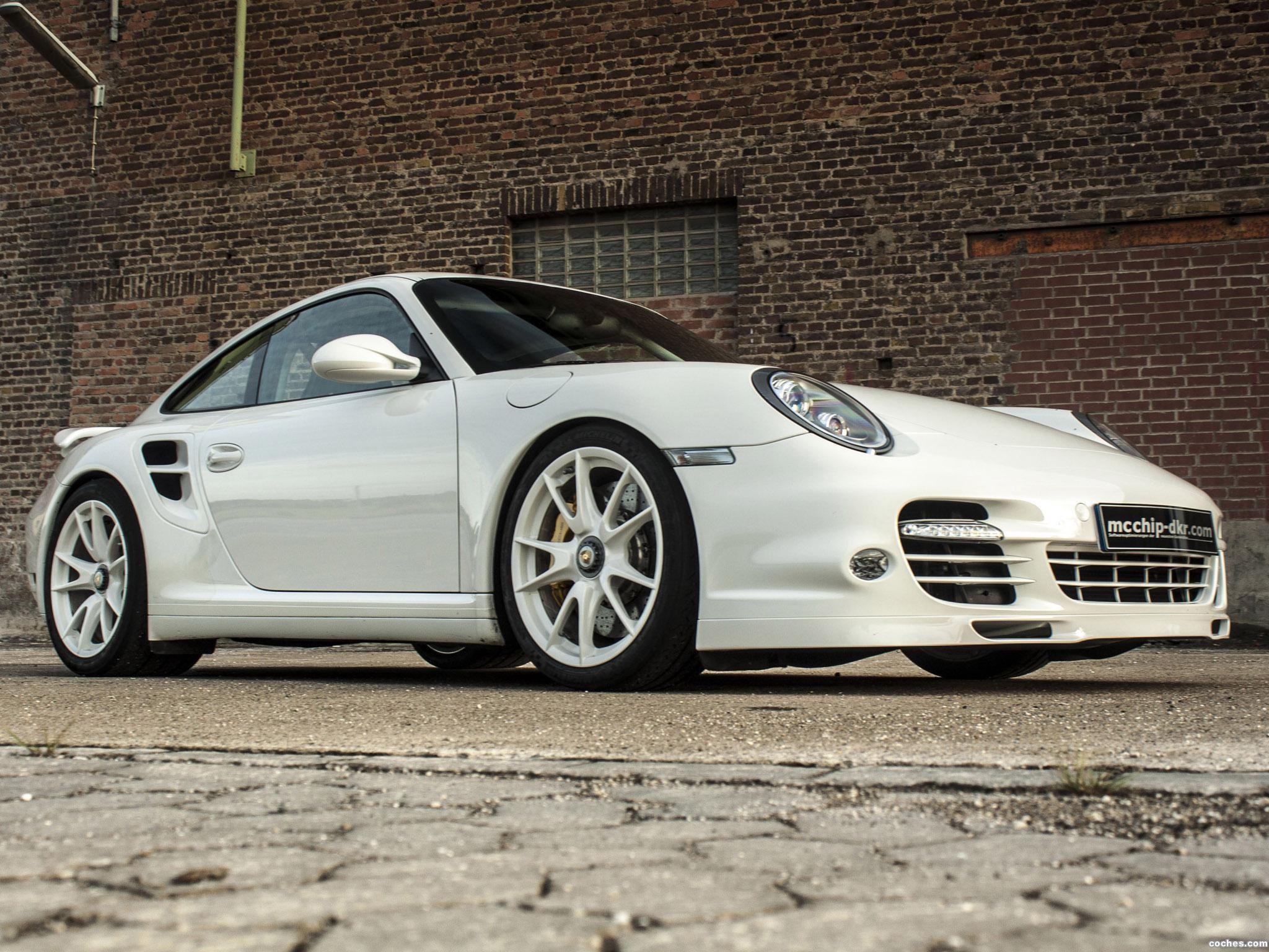 Foto 0 de MC Chip Dkr Porsche 911 Turbo S 997 2013