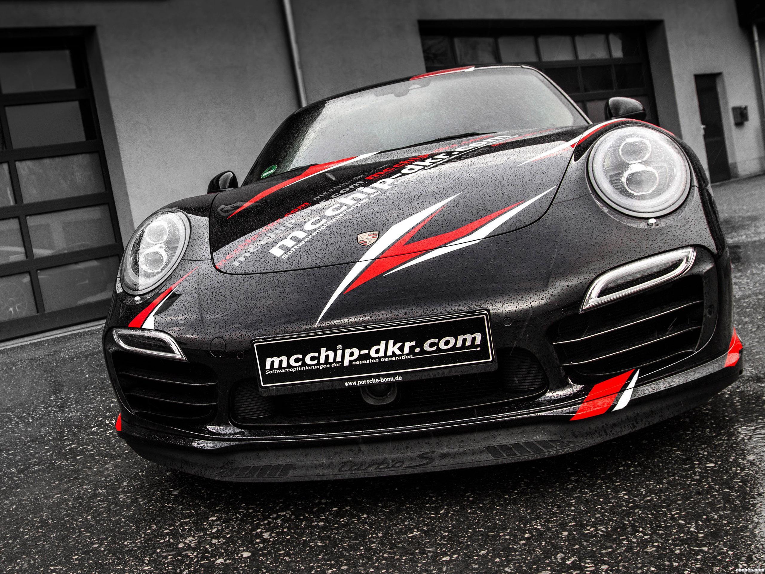 Foto 0 de McChip-DKR Porsche 991 Turbo S 2015