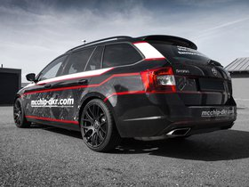 Ver foto 2 de Skoda MC Chip Dkr Octavia RS Wagon 2014