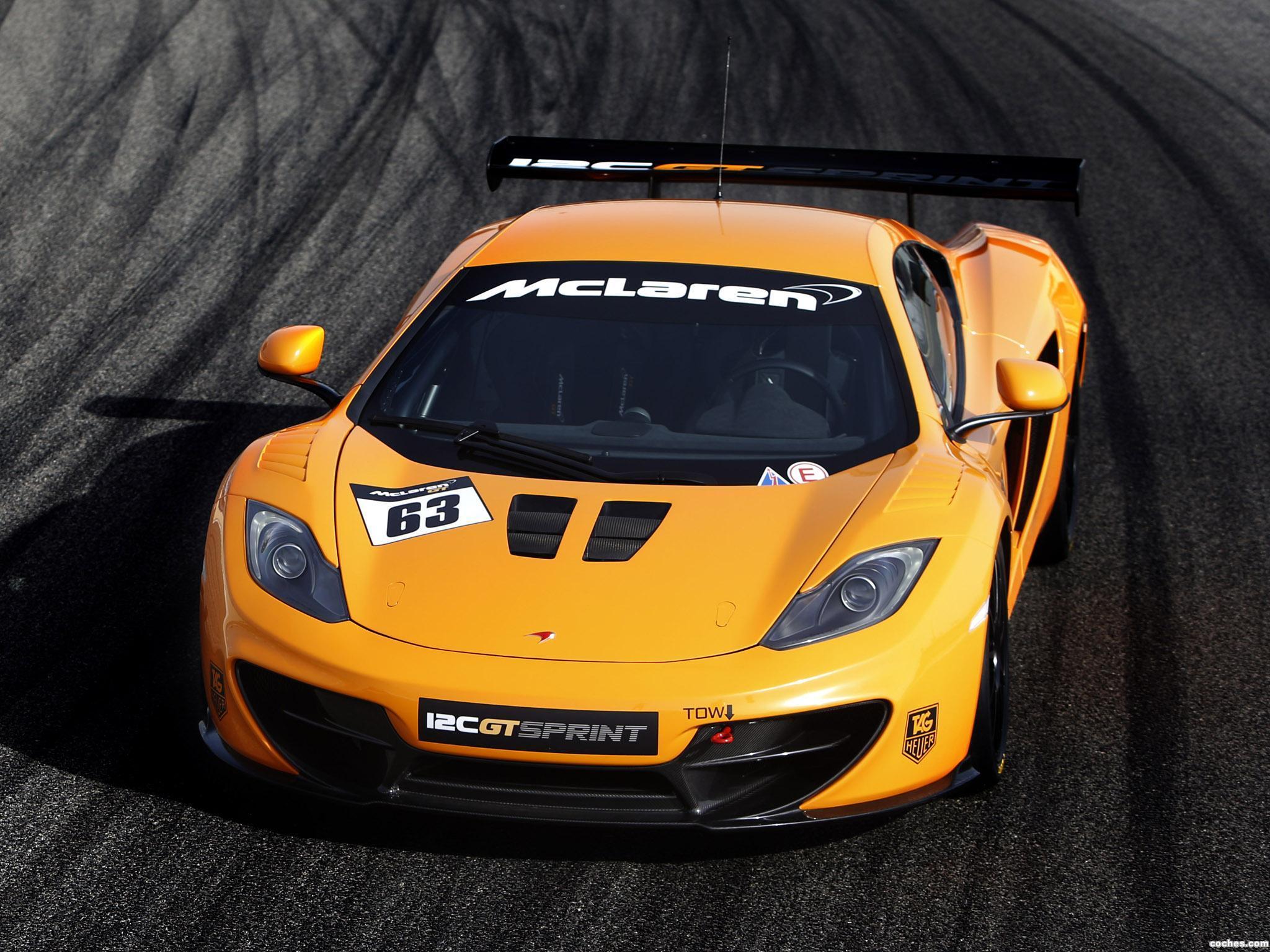 Foto 0 de McLaren MP4-12C GT Sprint 2013