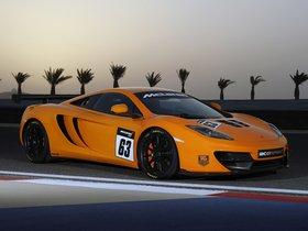 Ver foto 5 de McLaren MP4-12C GT Sprint 2013