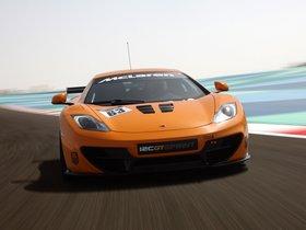 Ver foto 3 de McLaren MP4-12C GT Sprint 2013