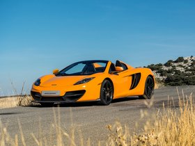 Fotos de McLaren MP4 50 12C Spider 2013