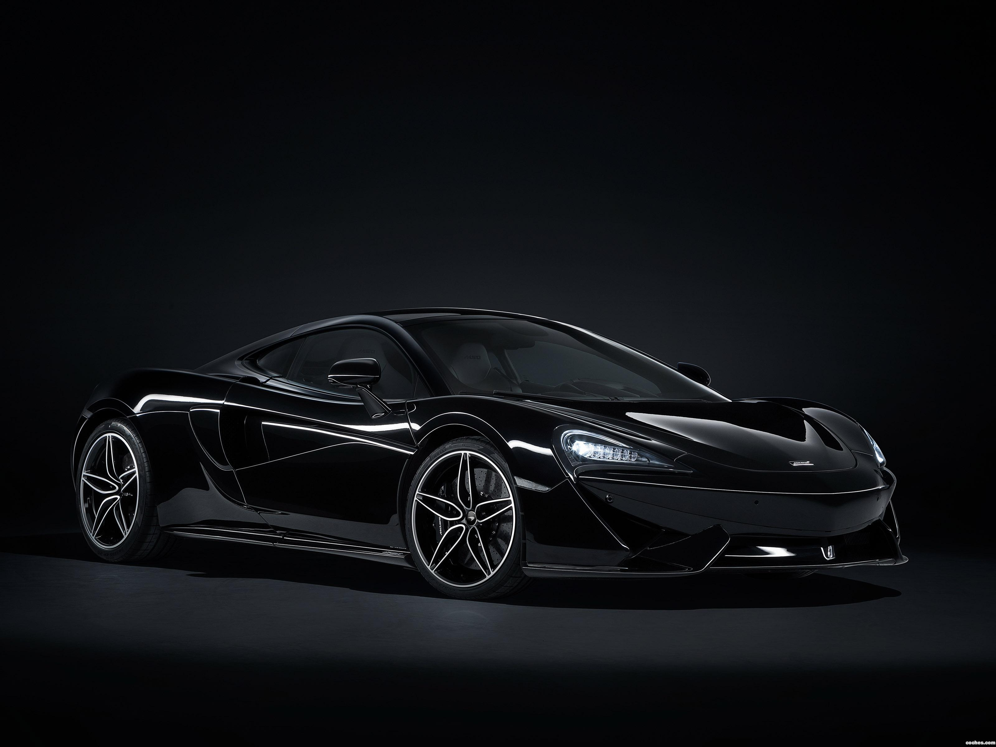 Foto 0 de McLaren 570GT MSO Black Collection 2018
