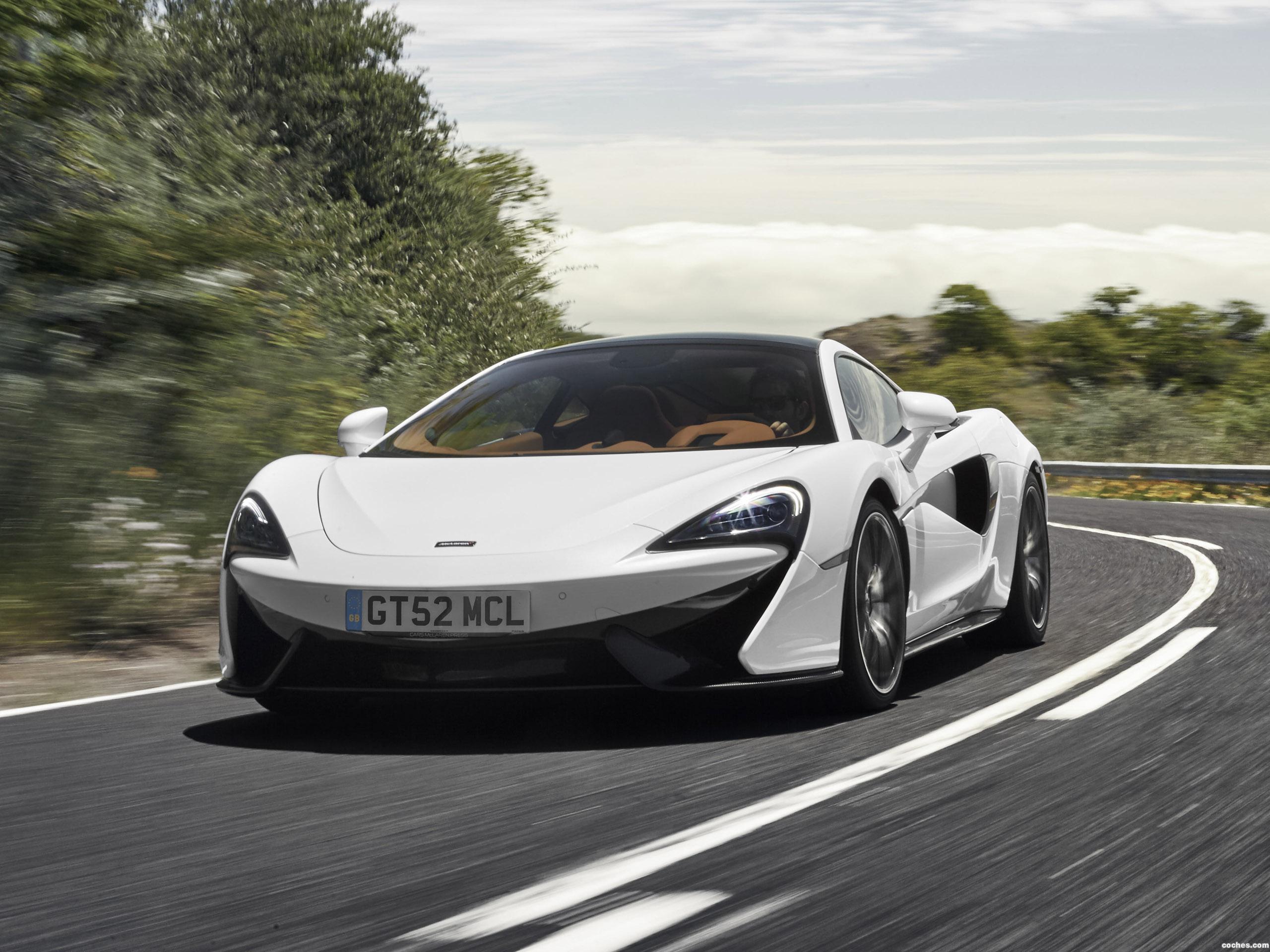 Foto 0 de McLaren 570GT Sport Pack 2018