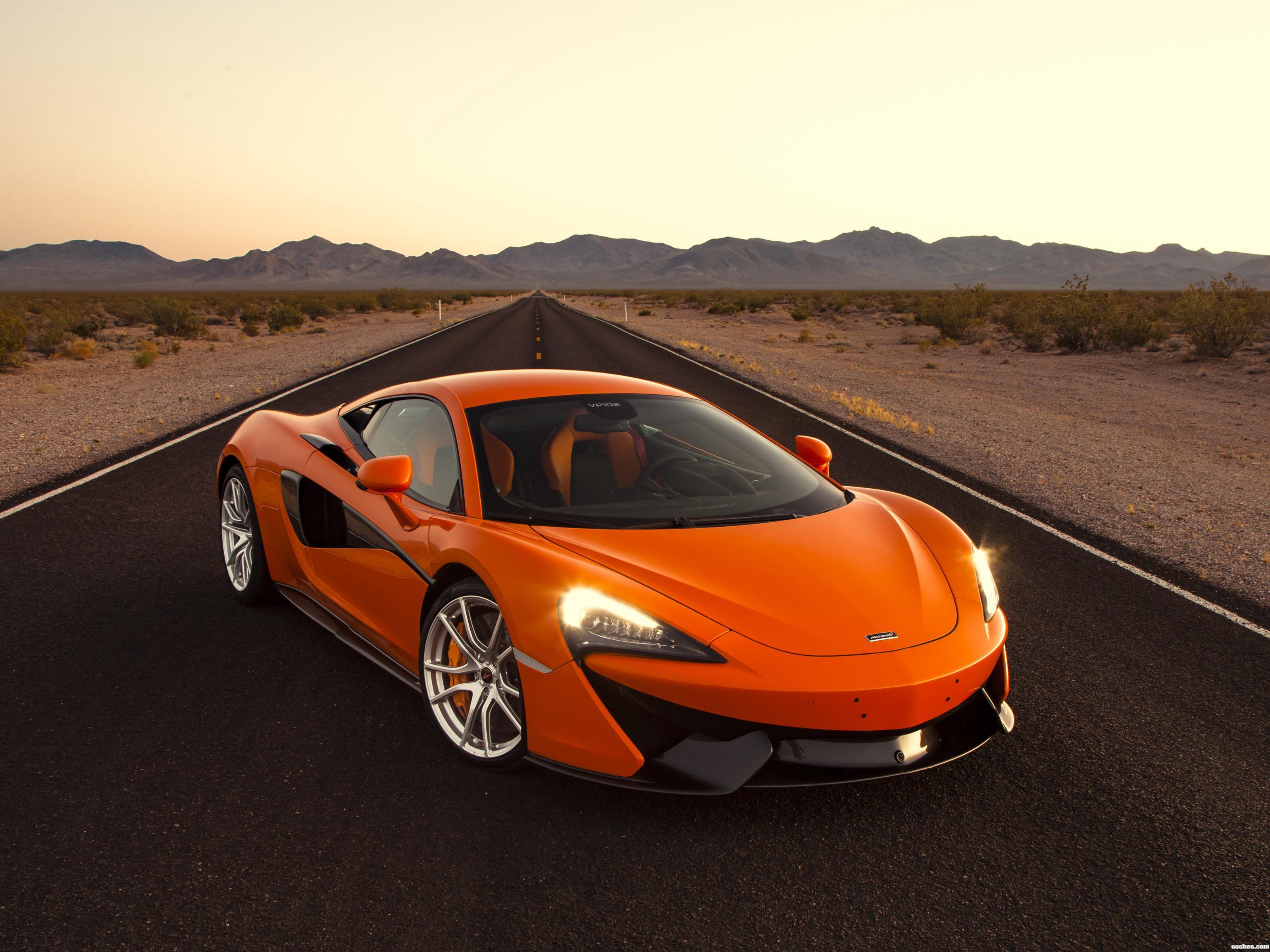 Foto 0 de McLaren 570S 2015