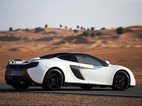 Ver foto 2 de McLaren 650 Spyder MSO Al Sahara 79 2015