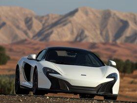 Ver foto 1 de McLaren 650 Spyder MSO Al Sahara 79 2015