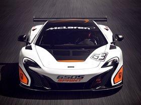 Ver foto 1 de McLaren 650S Sprint 2014