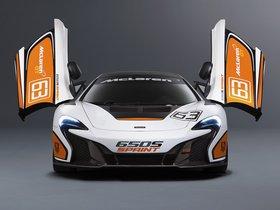 Ver foto 9 de McLaren 650S Sprint 2014