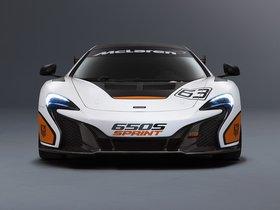 Ver foto 4 de McLaren 650S Sprint 2014