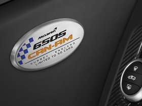 Ver foto 7 de McLaren 650S Spyder Can Am 2015