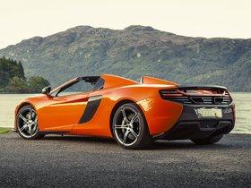 Ver foto 6 de McLaren 650S Spyder UK 2014