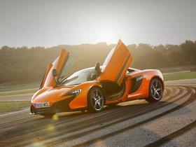 Ver foto 18 de McLaren 650S Spyder 2014