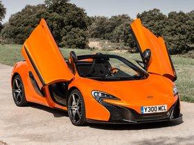 Ver foto 11 de McLaren 650S Spyder 2014