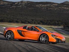 Ver foto 42 de McLaren 650S Spyder 2014