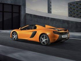 Ver foto 6 de McLaren 650S Spyder 2014