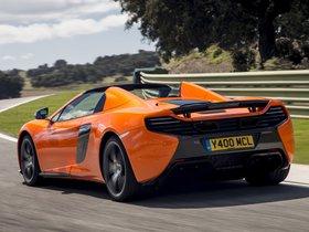 Ver foto 28 de McLaren 650S Spyder 2014