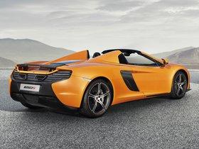 Ver foto 5 de McLaren 650S Spyder 2014