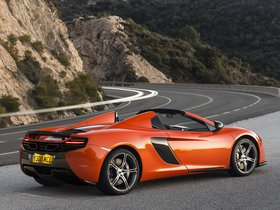 Ver foto 25 de McLaren 650S Spyder 2014