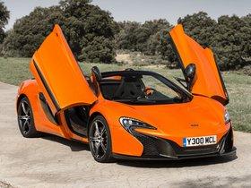 Ver foto 22 de McLaren 650S Spyder 2014