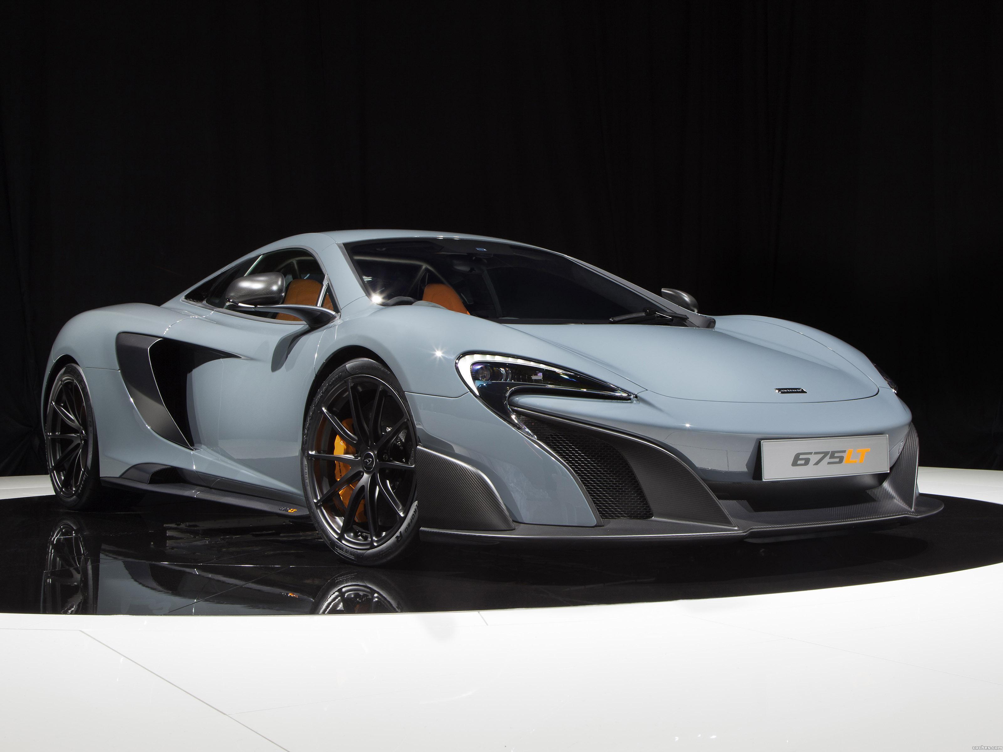 Foto 0 de McLaren 675LT UK 2015