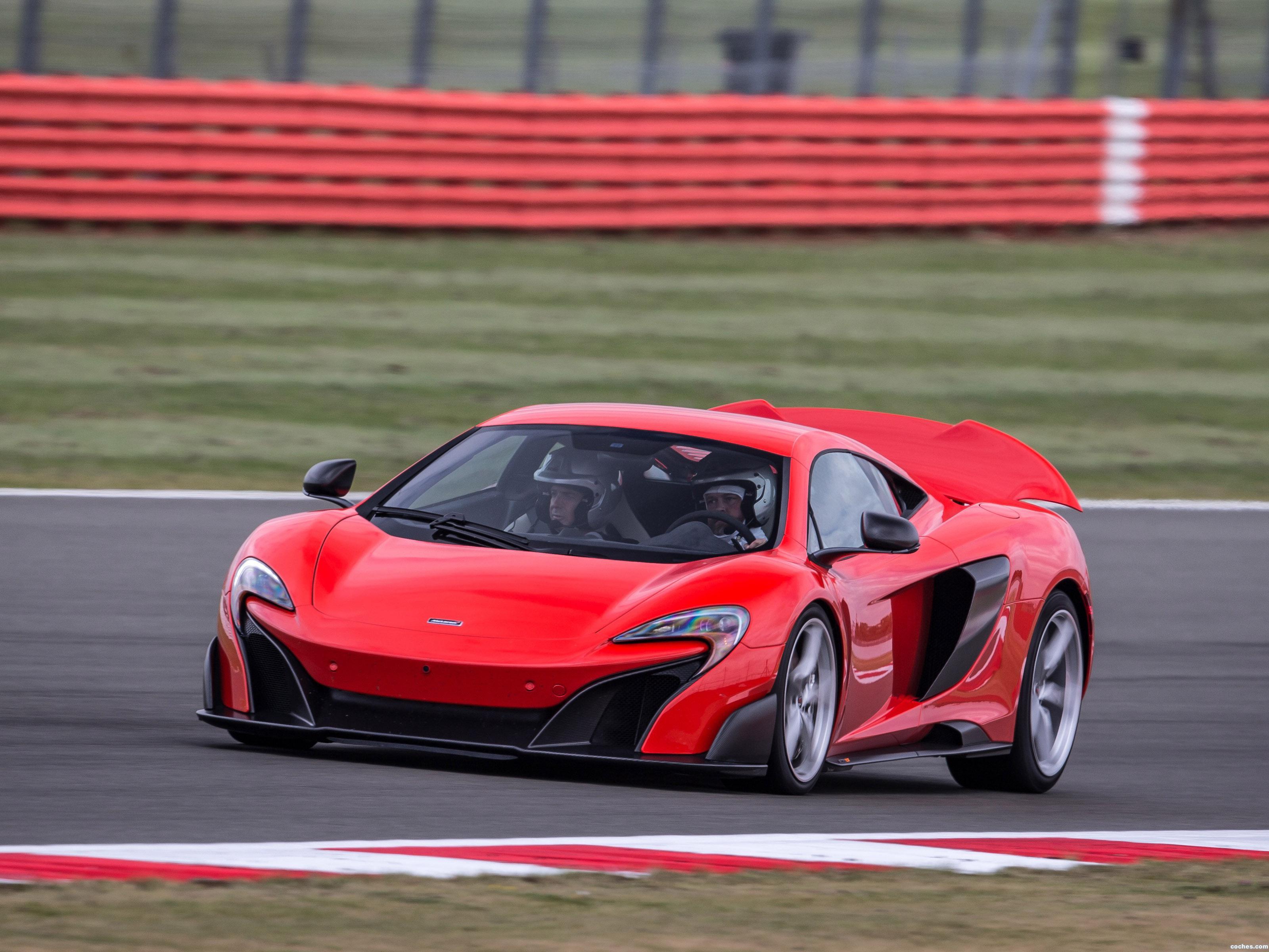 Foto 0 de McLaren 675LT USA 2015