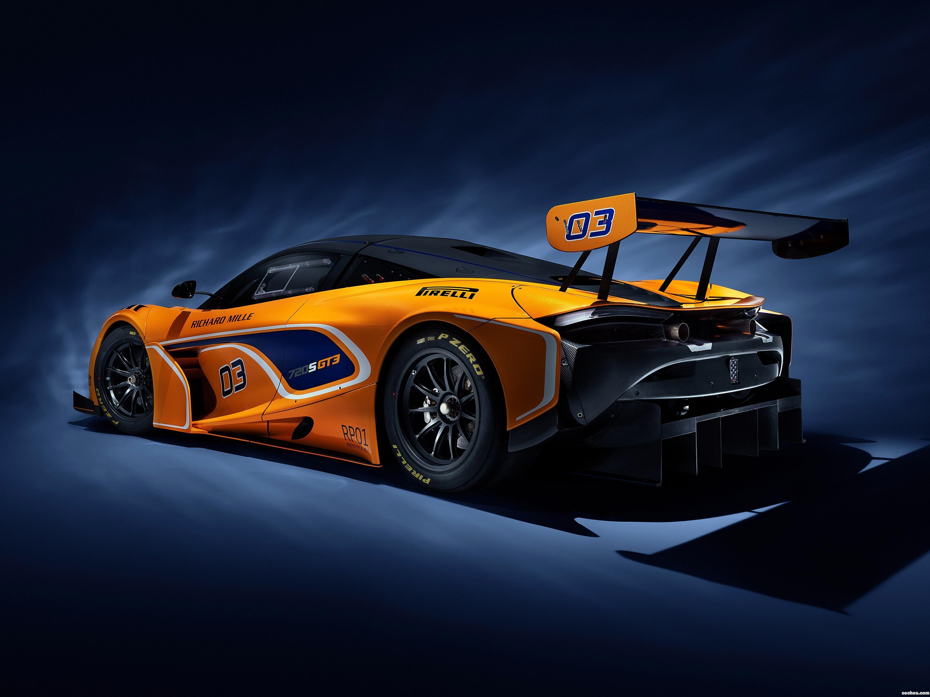 Foto 4 de McLaren 720S GT3 2019