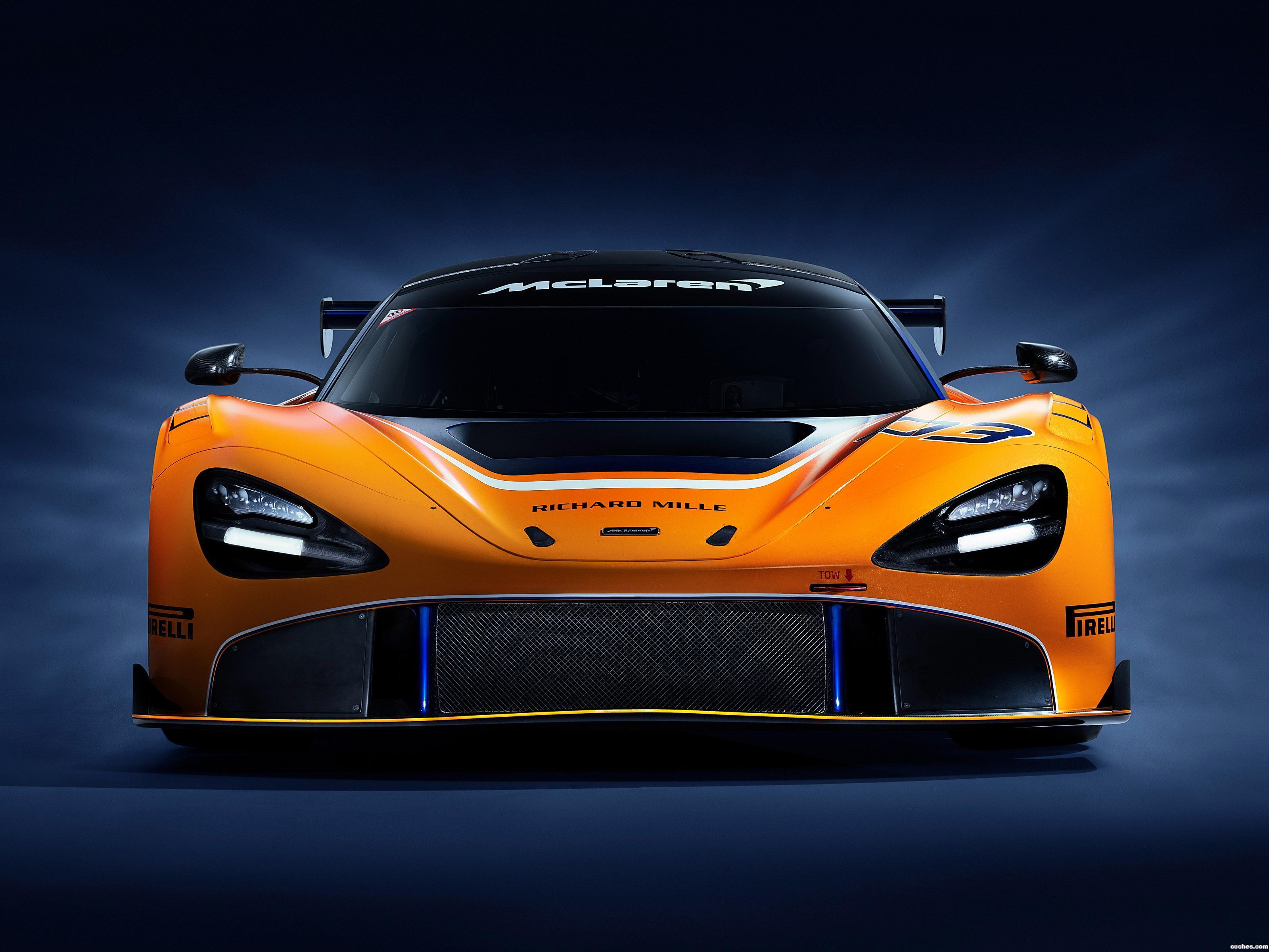 Foto 1 de McLaren 720S GT3 2019