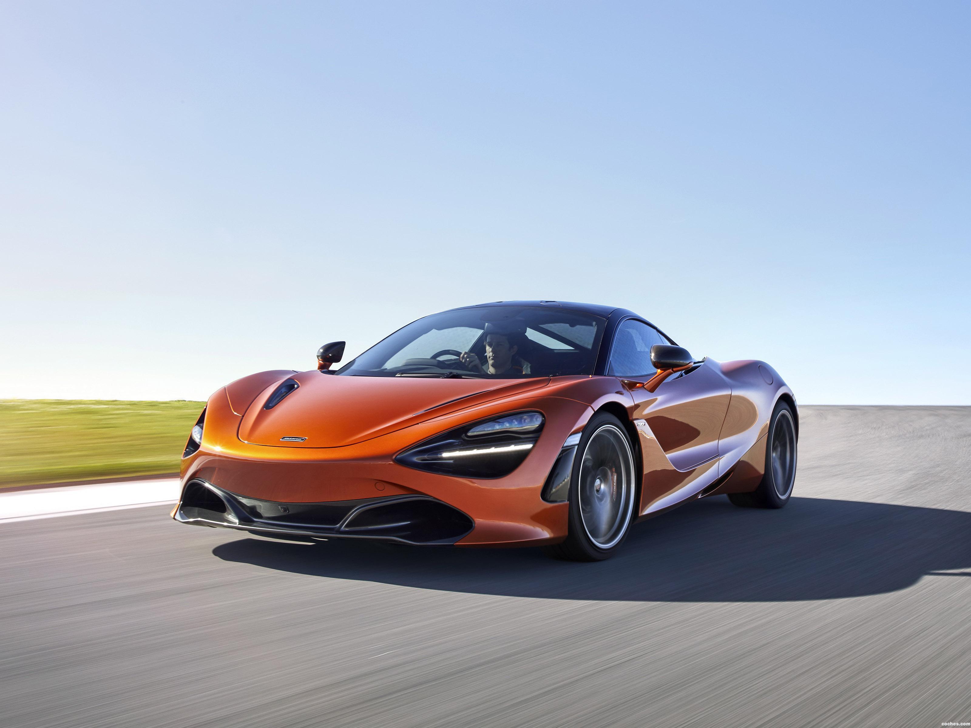 Foto 0 de McLaren 720s Coupe UK 2017