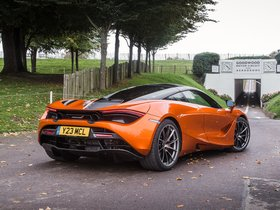 Ver foto 15 de McLaren 720s Coupe UK 2017