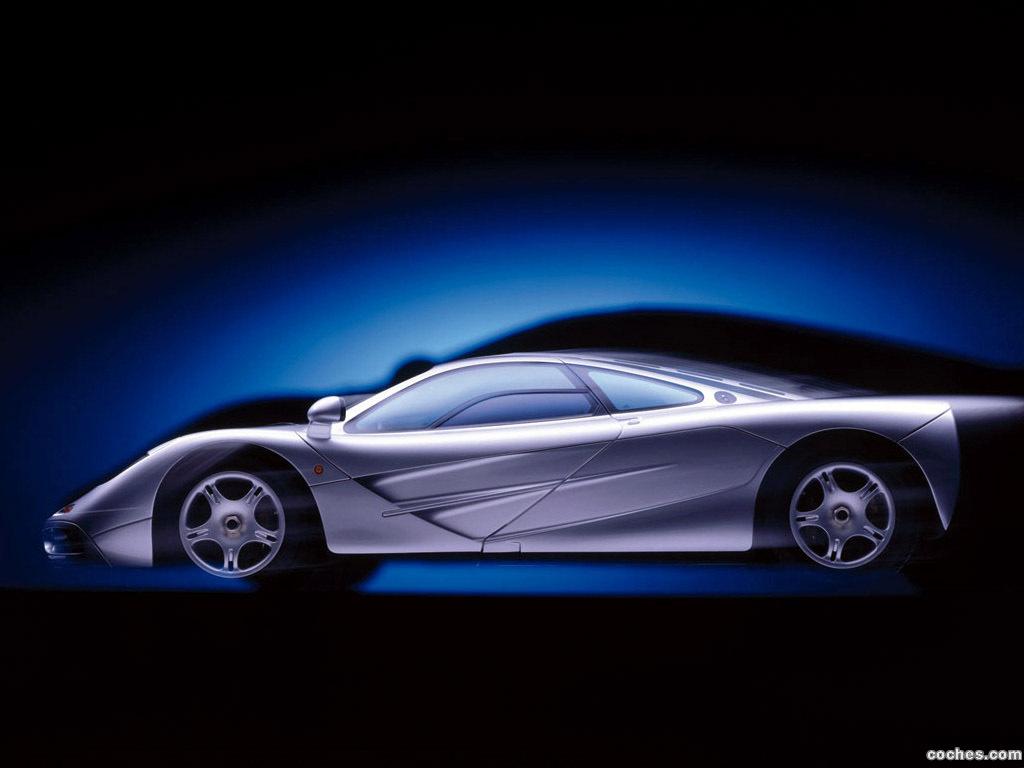 Foto 10 de McLaren F1 1993