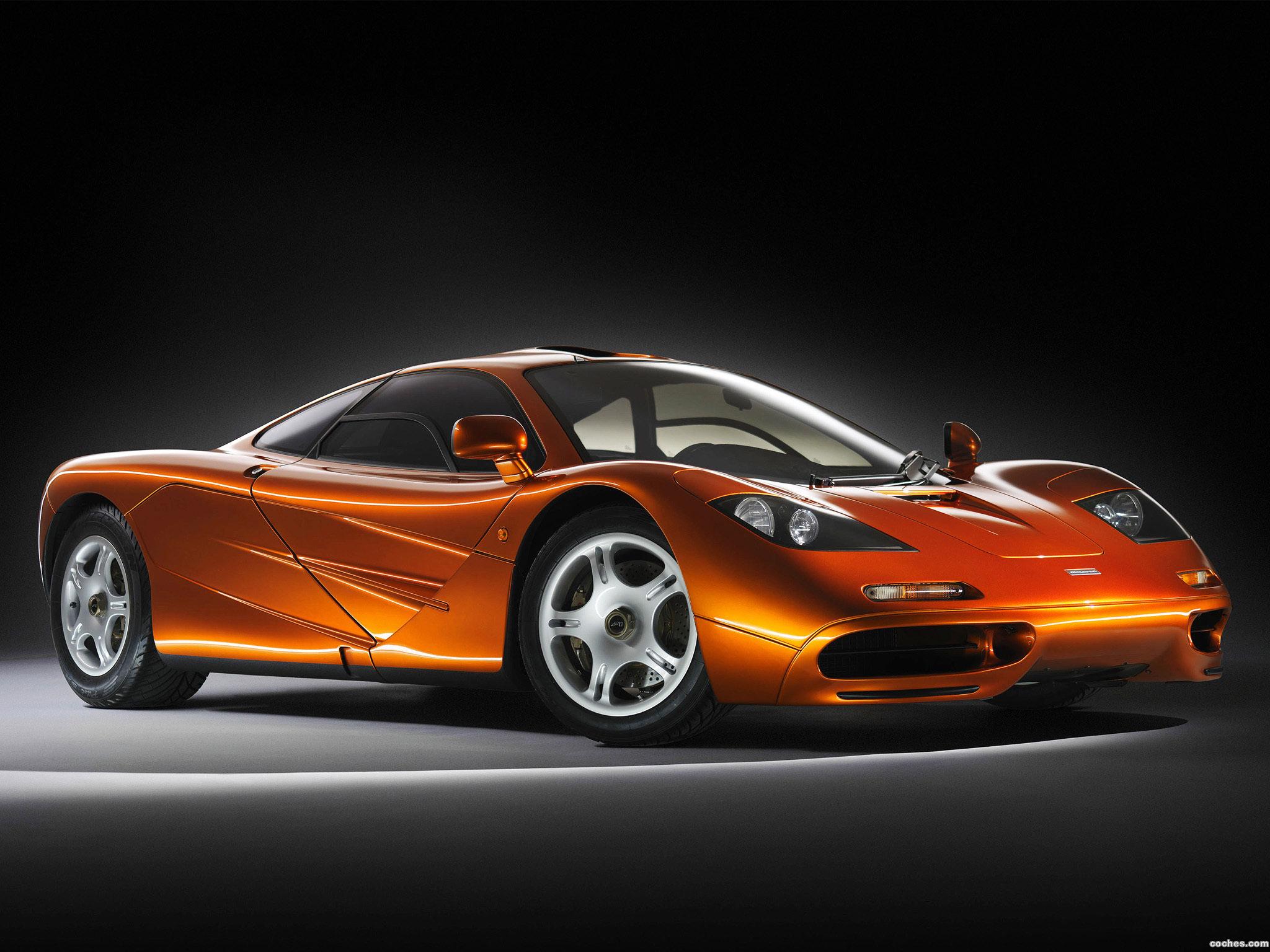 Foto 9 de McLaren F1 1993