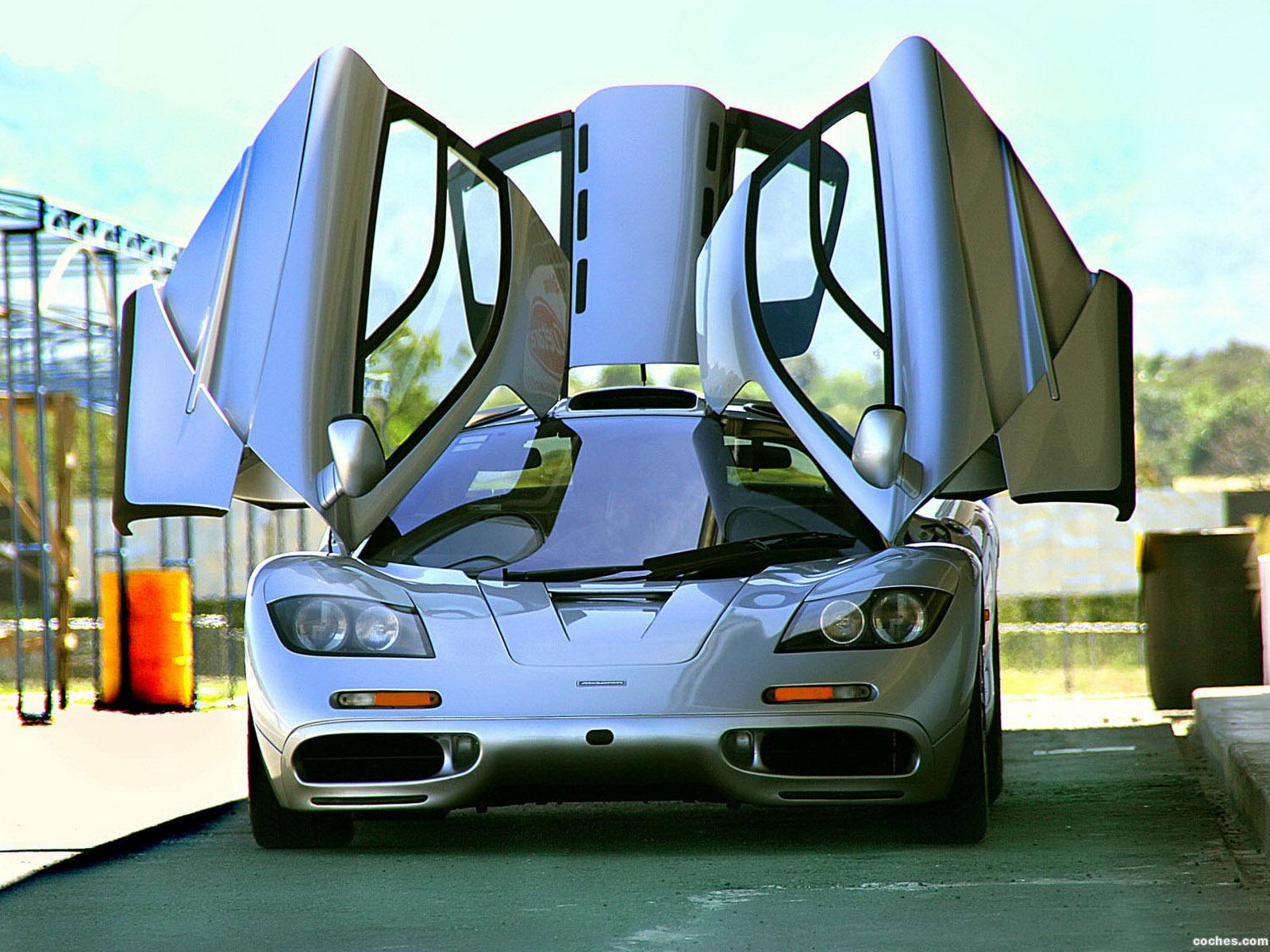 Foto 8 de McLaren F1 1993