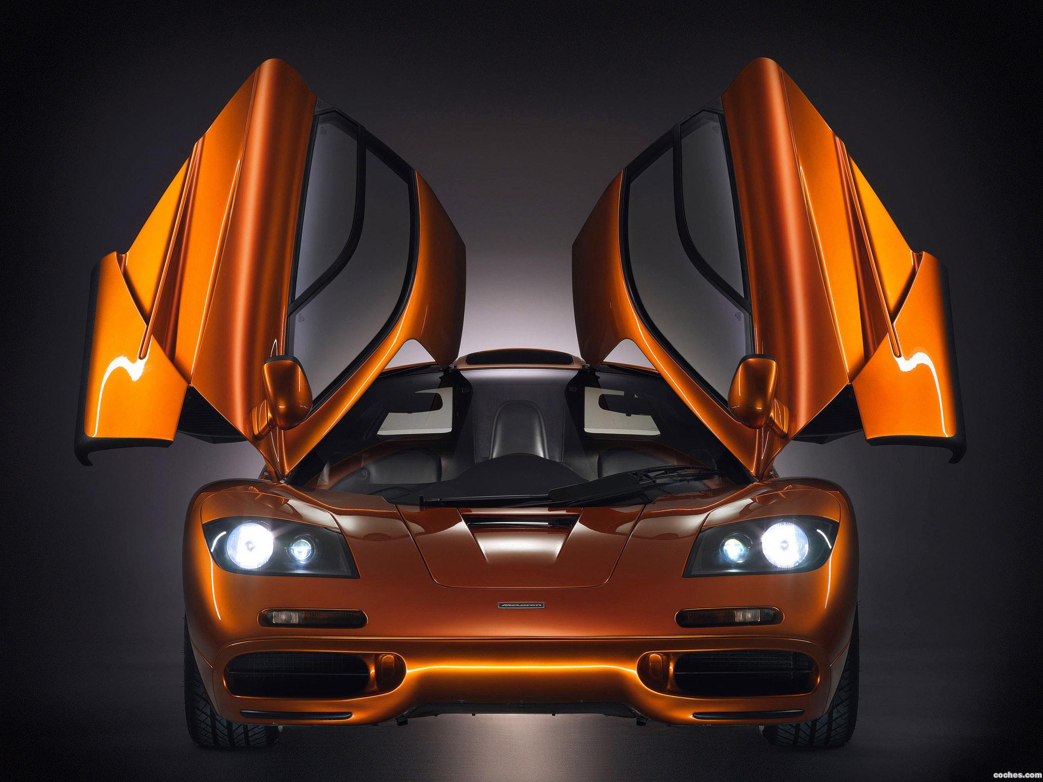 Foto 6 de McLaren F1 1993
