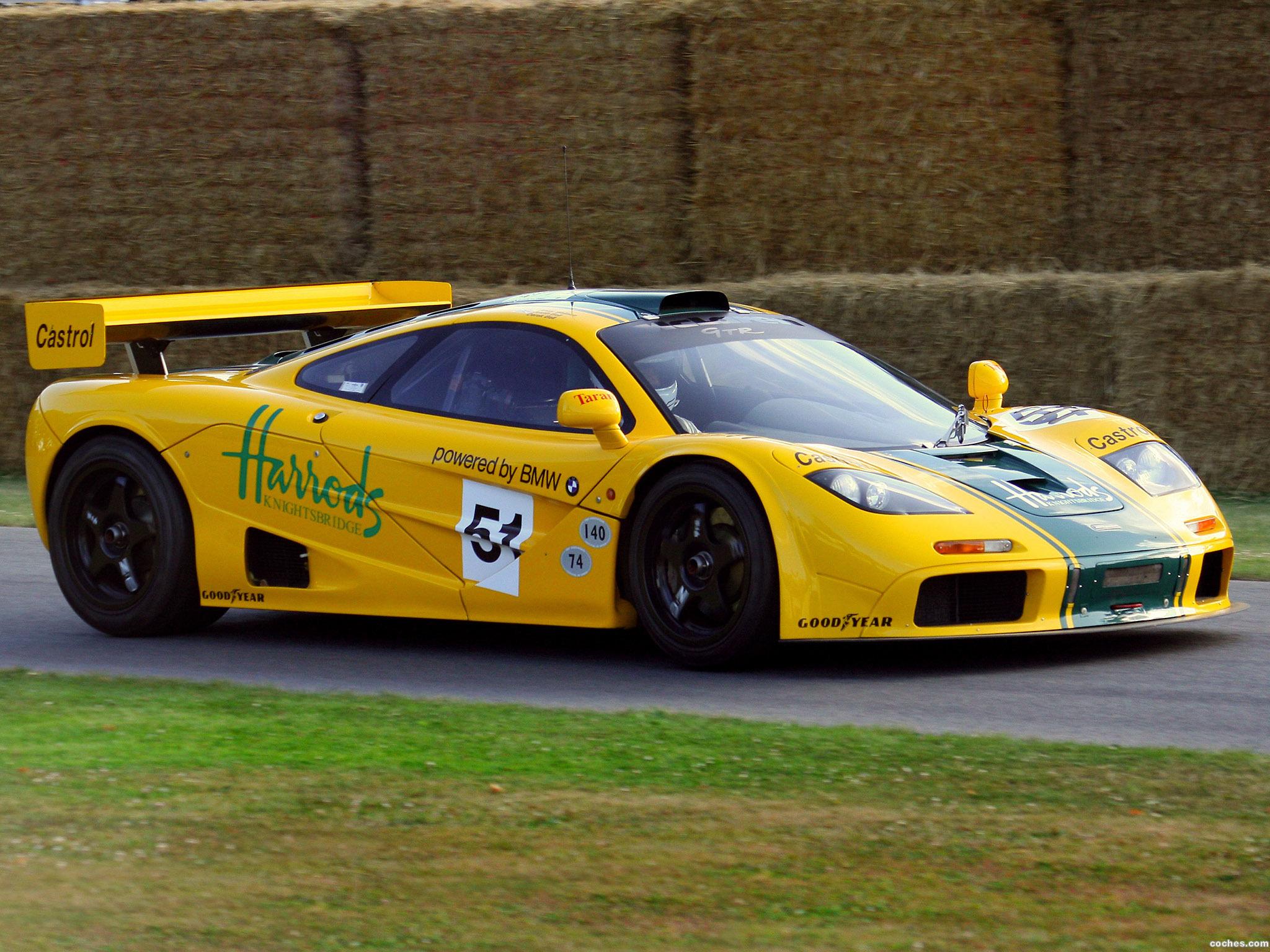 Foto 0 de McLaren F1 GTR 1995