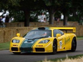 Ver foto 2 de McLaren F1 GTR 1995