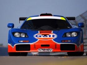 Ver foto 10 de McLaren F1 GTR 1995