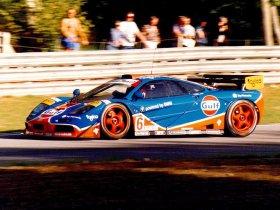 Ver foto 6 de McLaren F1 GTR 1995