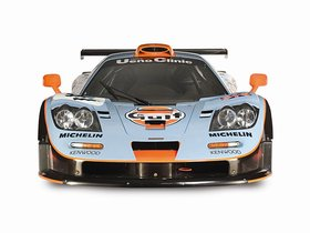 Ver foto 11 de McLaren F1 GTR Longtail 1997
