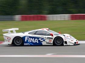 Ver foto 7 de McLaren F1 GTR Longtail 1997