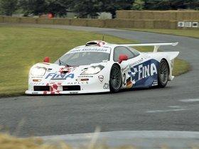 Ver foto 16 de McLaren F1 GTR Longtail 1997