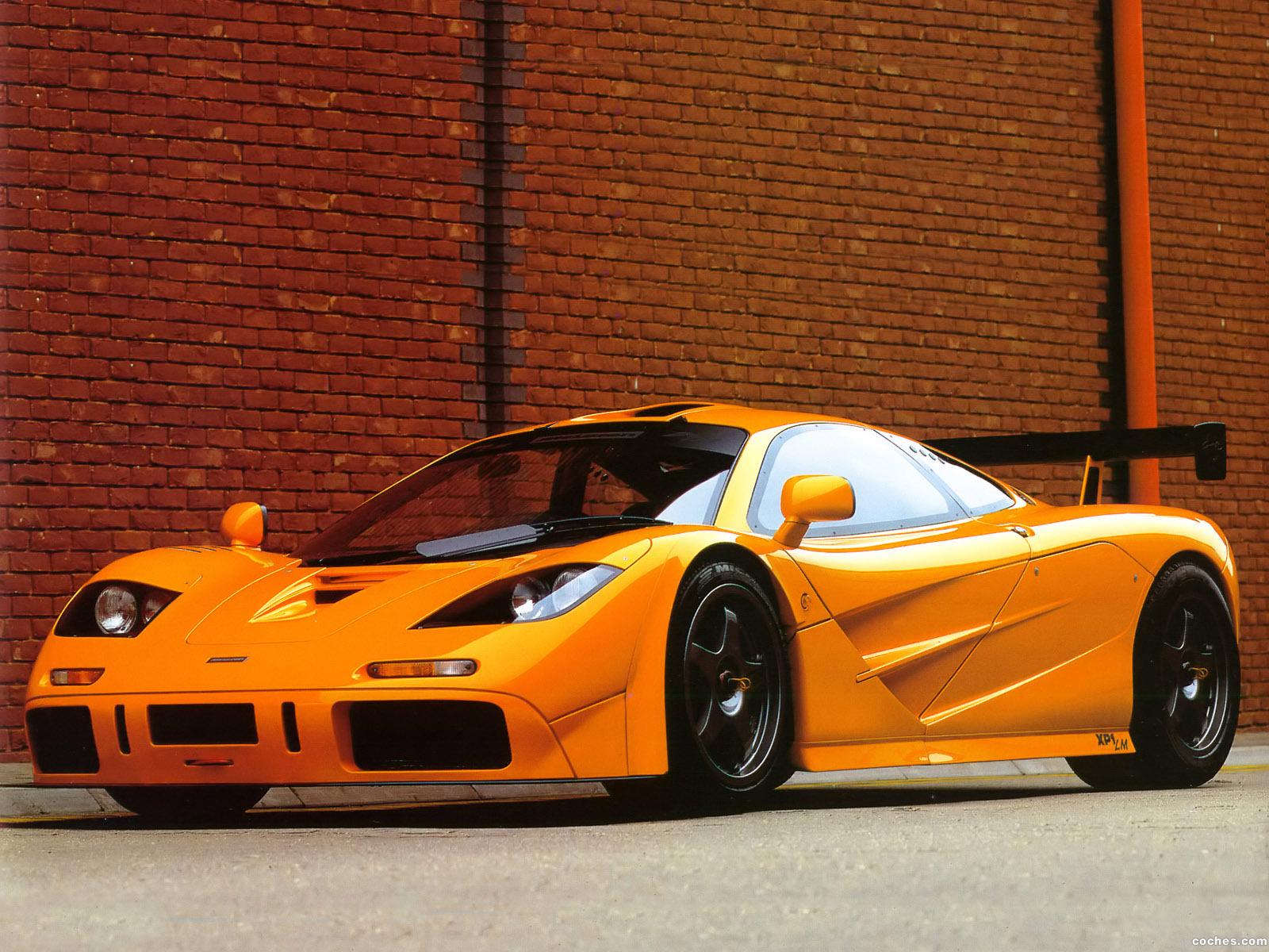 Foto 0 de McLaren F1 LM 1995