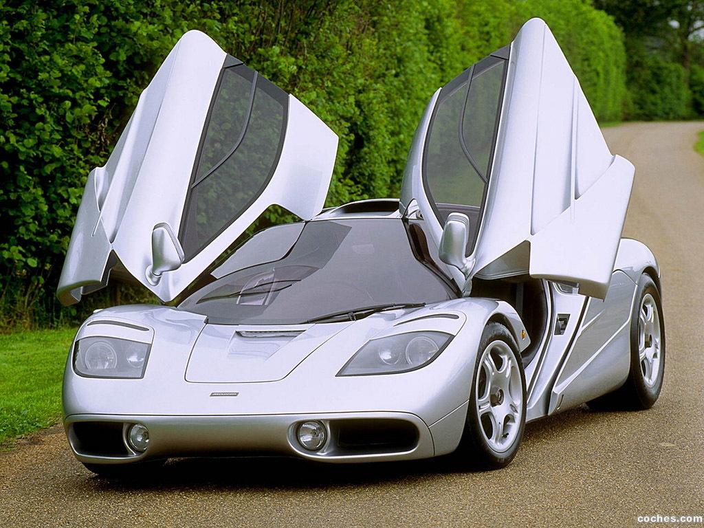 Foto 0 de McLaren F1 XP3 1993