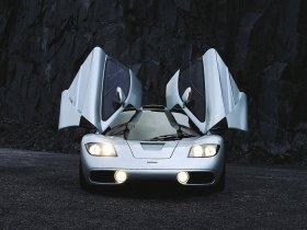 Ver foto 2 de McLaren F1 XP3 1993