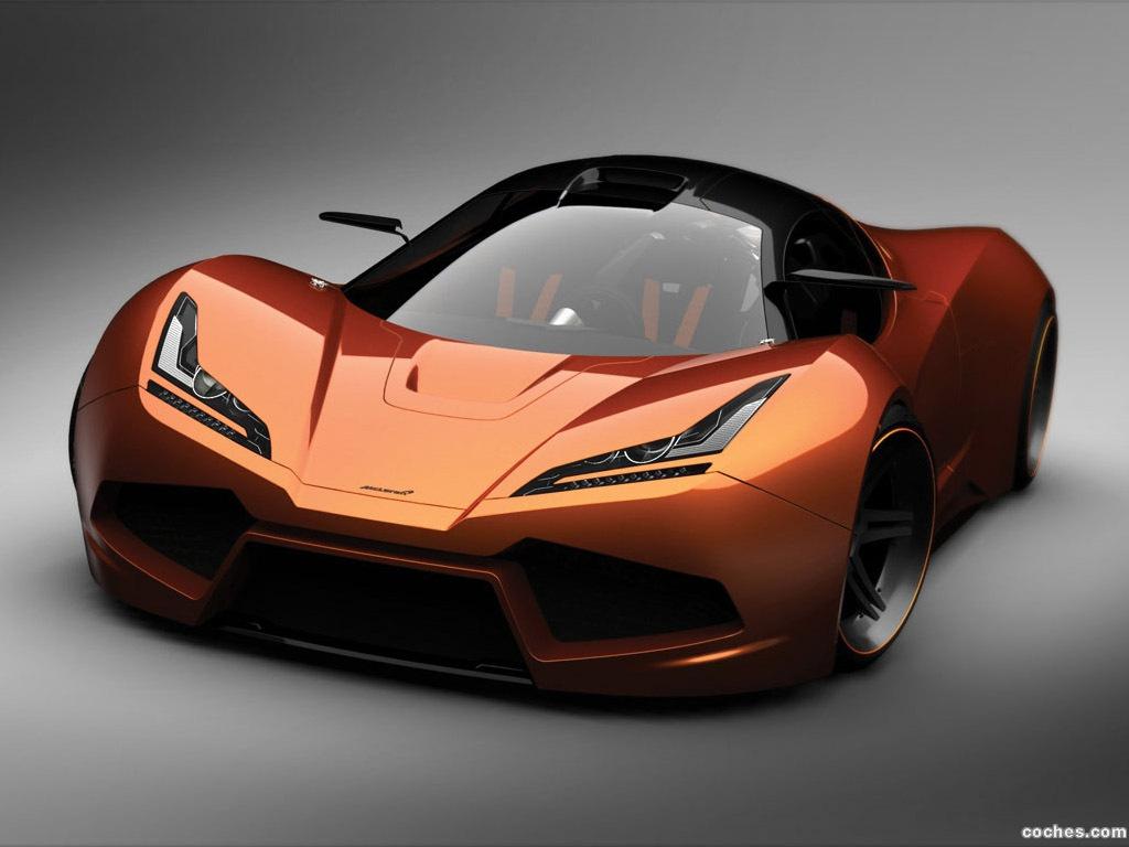 Foto 0 de McLaren LM5 Design Concept by Matt Williams 2009