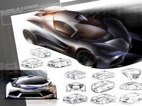 Ver foto 3 de McLaren LM5 Design Concept by Matt Williams 2009
