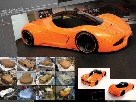 Ver foto 2 de McLaren LM5 Design Concept by Matt Williams 2009