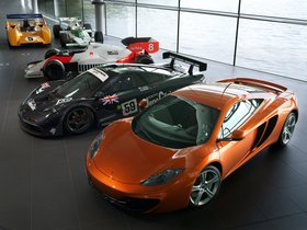 Ver foto 11 de McLaren MP4 12C 2010